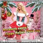 Веселись народ! Скоро новый 2015 год (2014)