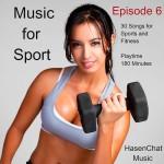 Hasenchat Music — Music for Sport (Episode 6) (2015)