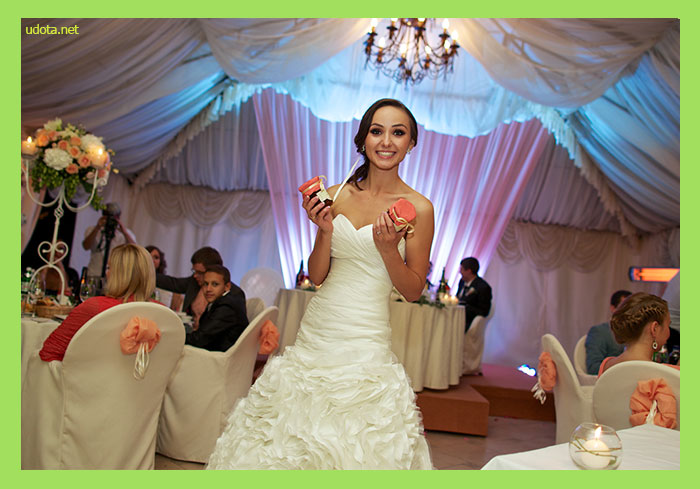 проведение свадьба сценарий