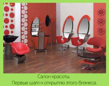 салона красоты оборудование
