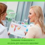 Значение гинекологии и ее роль для женского здоровья