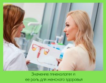 Значение гинекологии
