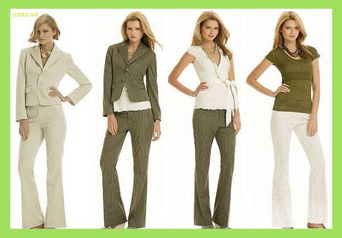 стиль женской одежды