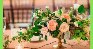 Цветовая палитра свадьбы